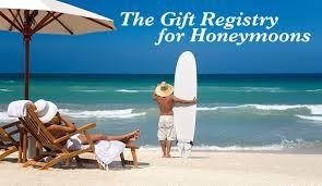 honeymoons registry ytb travel network honeymoon registry