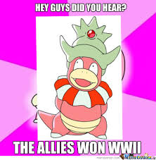 Slowbro Meme - slowking slowbro meme slowbro best of the funny meme