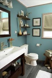 Blue Bathroom Designs Colors Accent Walls Stand Out Even More When Paired With A Sophisticated