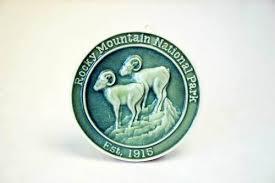 rocky mountain national park souvenir mugs collectible ornaments
