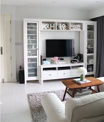 hemnes tv storage combination ikea living room storage units