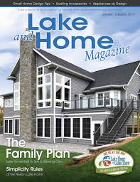Home Design Digital Magazine Lake And Home Magazine Jan Feb 2017 By Compassmedia Issuu