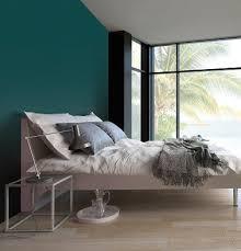 peinture chambre bleu chambre bleu et gris papier peint chambre adulte moderne peinture