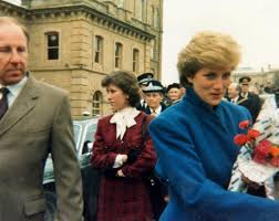 princess diana pinterest fans visiting leeds society for the deaf u0026 blind and bradford college