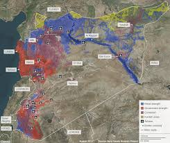 Syria Conflict Map Syria The Making Of War And Peace