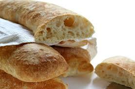 pane ciabatta fatto in casa ciabatte di pane senza impasto ricette donatella simeone d