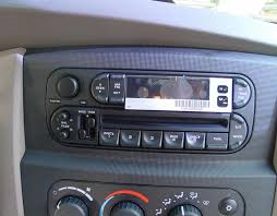 2002 2005 dodge ram 1500 quad cab car audio profile
