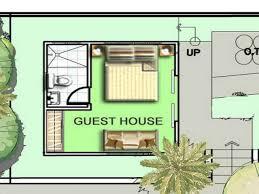 guest house plans modern guest house plans