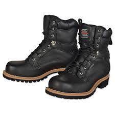 mens cruiser motorcycle boots milwaukee motorcycle clothing co men u0027s drysdale black leather