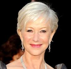 contemporary hairstyles for women over 60 832 best helen mirren images on pinterest grey hair going gray