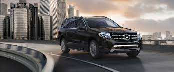 suv jeep 2017 gls suv mercedes benz