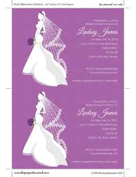 free bridal shower tea party invitation templates bridal party