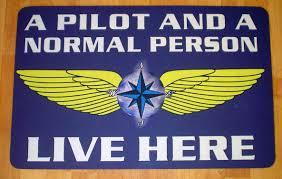 Welcome Doormats Welcome Doormats Floor Mats Pilot Flight Attendant Aircraft
