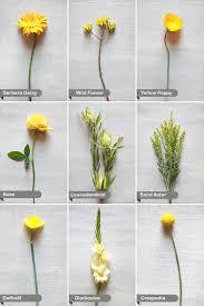 wedding flowers guide yellow wedding flower guide yellow wedding flowers flowers and