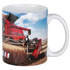 case ih coffee mug classic combine mug shop case ih