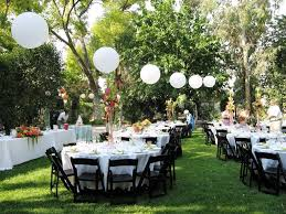 backyard wedding reception diy backyard bbq wedding reception