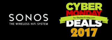 sonos black friday sale sonos cyber monday 2017 sale on play 1 playbar u0026 playbase