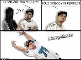 Pickup Meme - pickup master meme generator imgflip