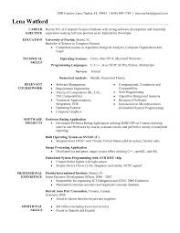 Sample Resume For Software Engineer With 2 Years Experience by Java Sample Resume Sample Resume For Experienced Java Sample