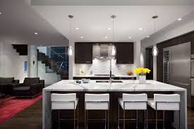 Contemporary Pendant Lights For Kitchen Island Wonderful Mini Pendant Lights For Kitchen Island Concept The