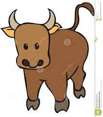 spanish bull stock photo image 9331170