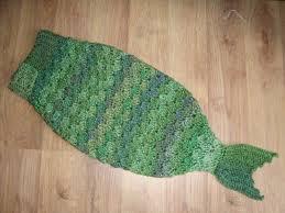 lizzy knits little mermaid a crochet tail