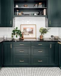 green kitchen cabinets i like the whole look i like the tile but would like it to