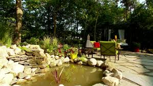 how to build a backyard water feature video hgtv