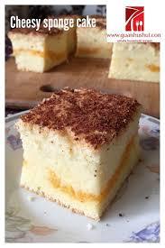 cheesy sponge cake aka taiwanese gochabi sponge cake with cheese