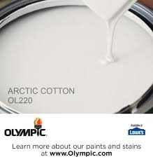 arctic cotton the gray olympics and paint