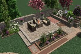 Easy Backyard Patio Easy Backyard Design Online With Home Interior Ideas With Backyard