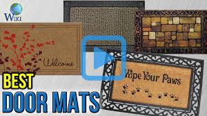 Coir Doormat Wipe Your Paws Top 10 Door Mats Of 2017 Review