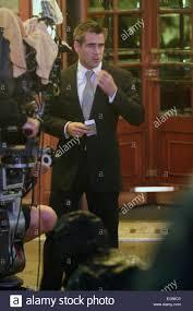 gangster film ray winstone film set london boulevard gangster flick colin farrell ray stock