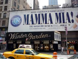 Winter Garden Theater Broadway - the famous broadway theatres in nyc