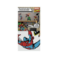 classic marvel superheroes wall decals eonshoppee