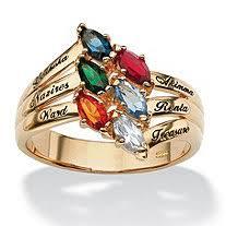 family rings for birthstone rings women s birthstone rings s birthstone