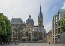 aachen cathedral wikipedia