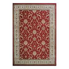 tappeti offerta on line tappeto rosso 60 x 120 cm prezzi e offerte