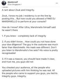 spirit halloween utica ny fake dj marshmello plays zouk adding more backlash to the