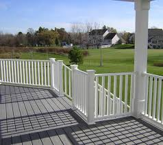 interesting decorative vinyl porch railing u2014 jbeedesigns outdoor
