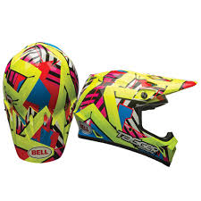 motocross helmets ebay bell mx 9 tagger double trouble w mips mens motocross off road