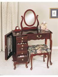 Bedroom Vanities With Mirrors by Elegant Decorating Ideas With Vintage Bedroom Vanities U2013 Mirrored