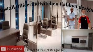 kitchen cabinet design qatar office and kitchen cabinet design