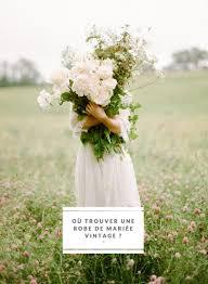 robe de mariee retro où trouver une robe de mariée vintage