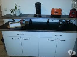 meuble de cuisine cing meuble cuisine bar rangement maison design bahbe com