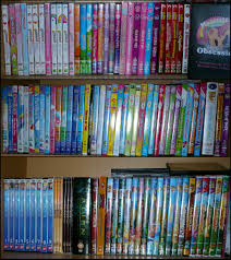 my series dvd collection by elfman83ml on deviantart