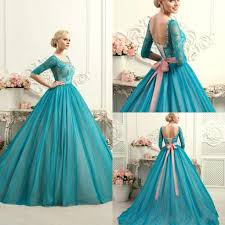 new elegant teal lace ball gown quinceanera dresses lace up plus