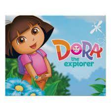 dora the explorer official merchandise at zazzle