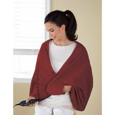 Faux Fur Electric Throw Sunbeam Blankets U0026 Throws