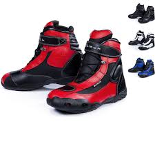 discount motorbike boots black fc tech motorcycle boots boots ghostbikes com